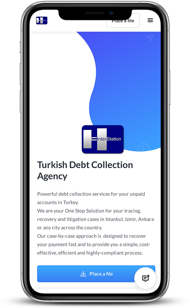 Turkish debt collection agency