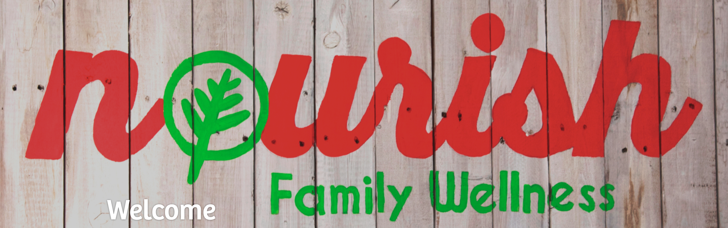 Nourish Family Wellness logo