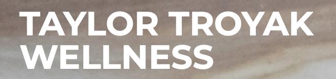 Taylor Troyak Wellness logo