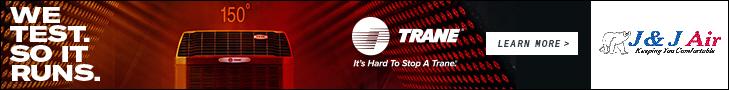 Trane Banner Ad