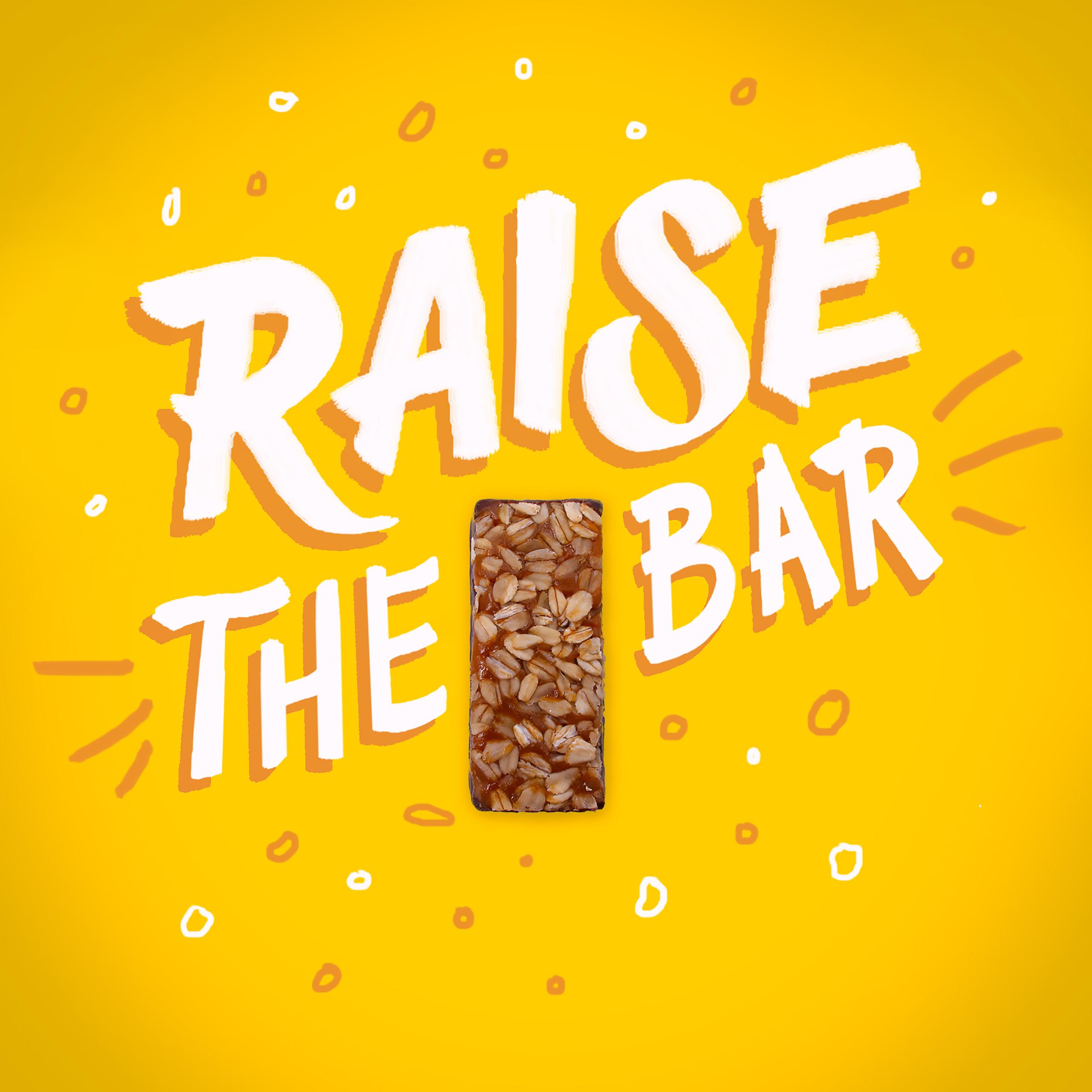 Raise the Bar Illustration