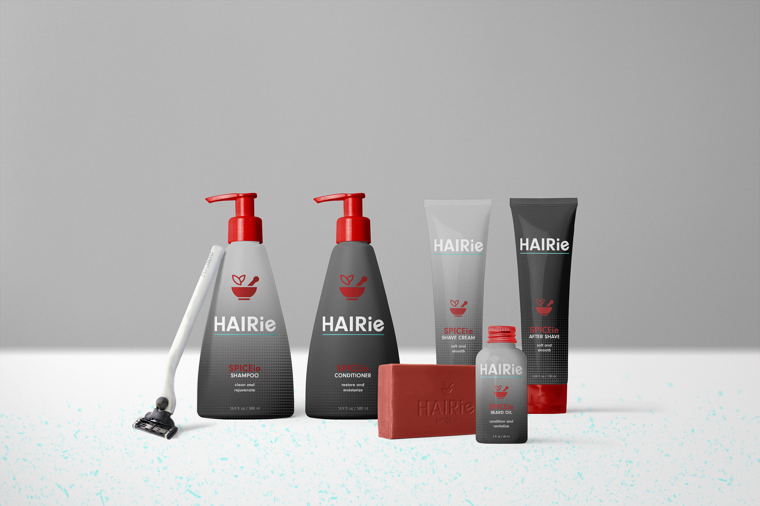 Hairie Spicie Collection