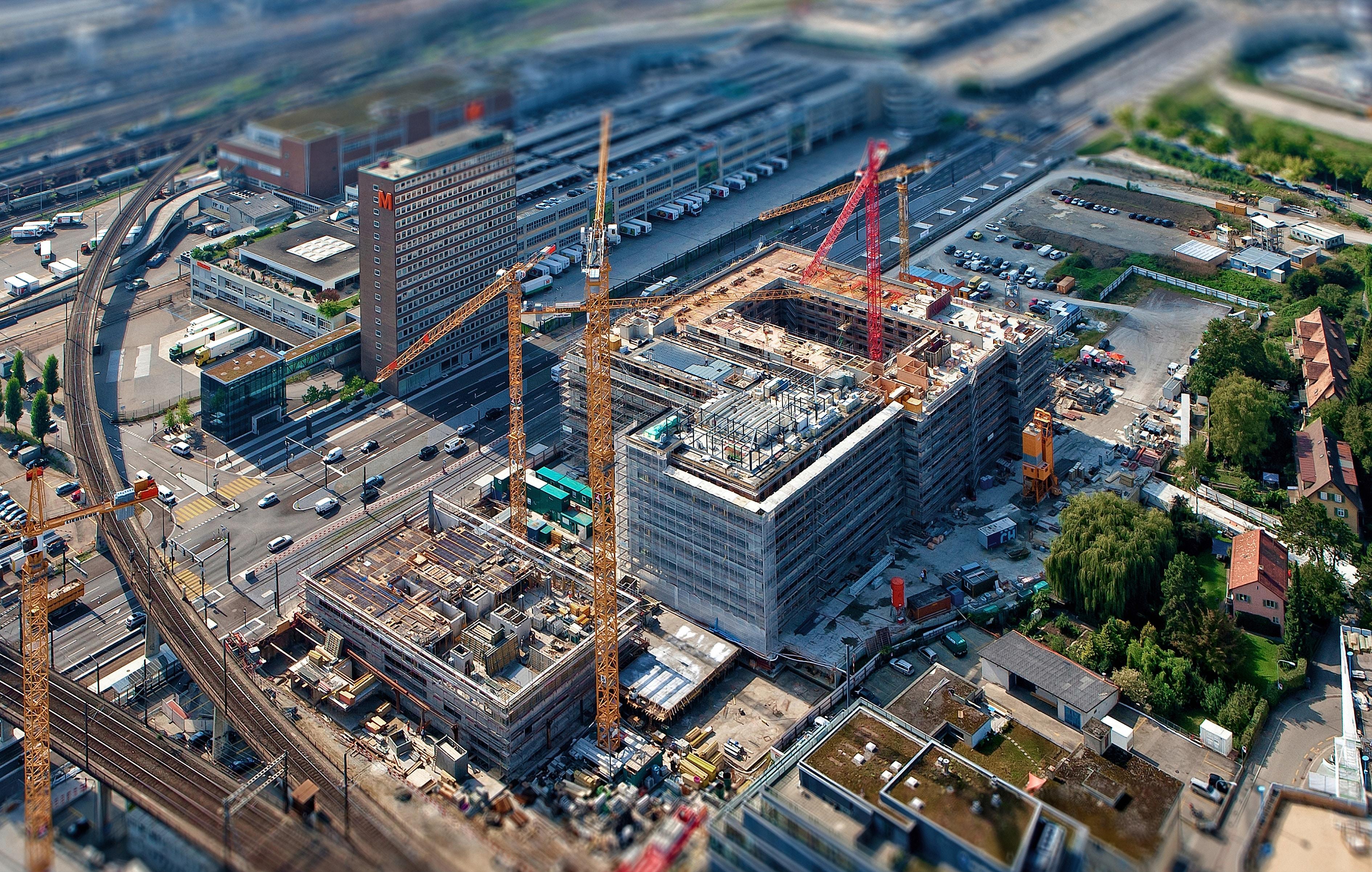 Liste der größten Bauunternehmen in Mainz