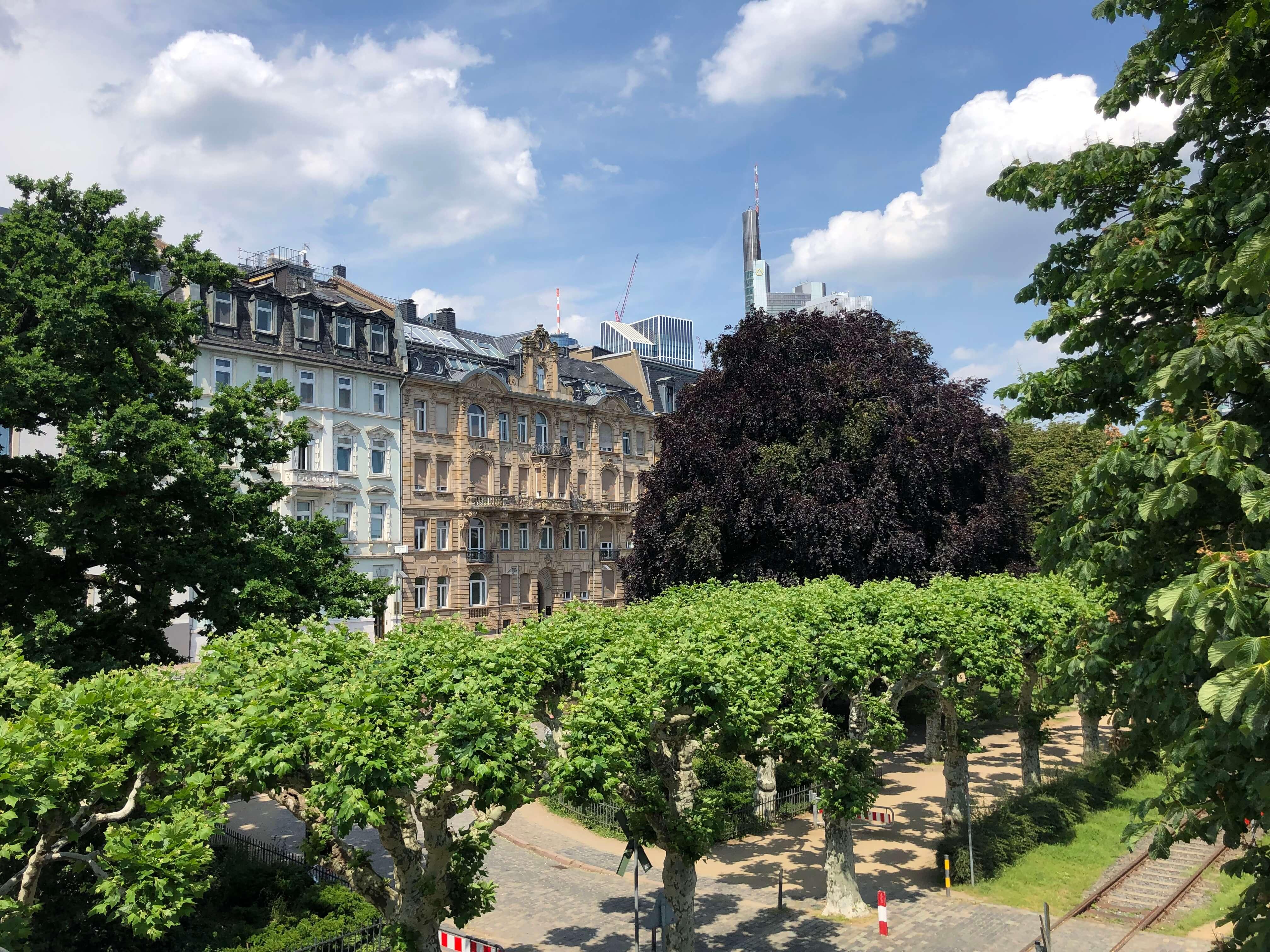 Liste der größten Projektentwickler und Bauträger in Frankfurt