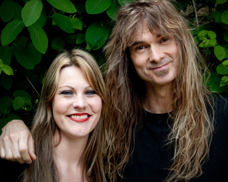 With Arjen Lucassen