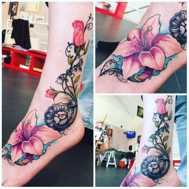 Endless Forms Most Beautiful Tattoo