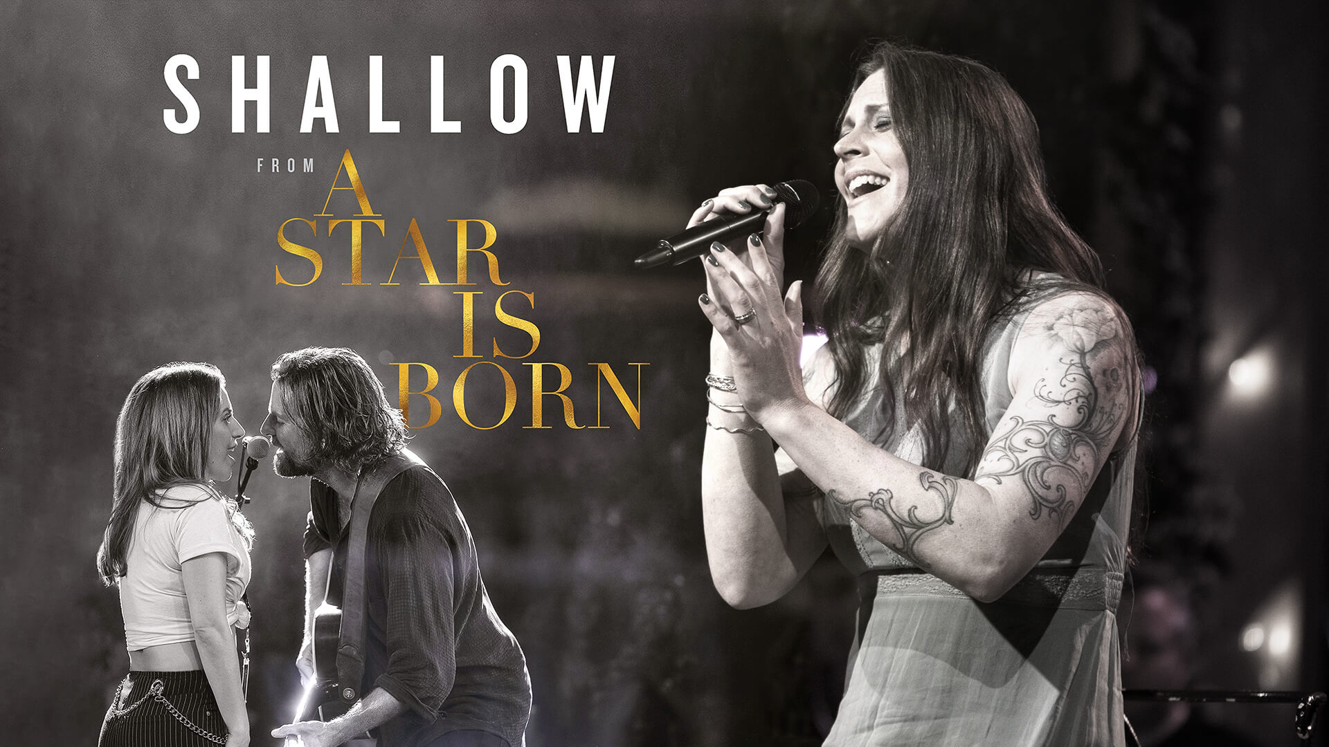Floor Jansen Shallow A Star Is Born Lady Gaga