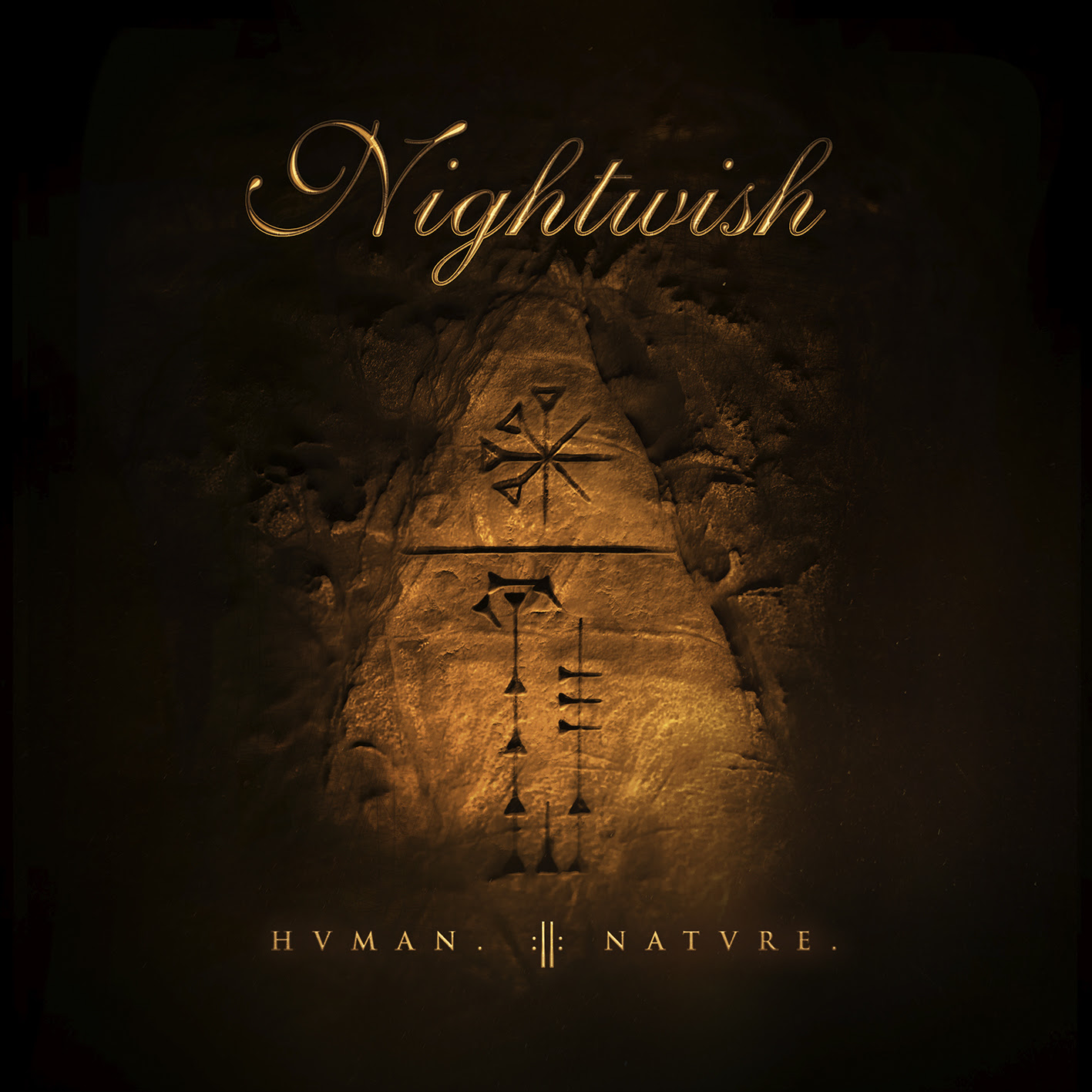 Nightwish - Human :||: Nature New Studio Album Cover