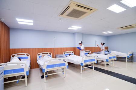 Cơ sở hạ tầng phòng khám đa khoa Hưng Thịnh 380 Xã Đàn
