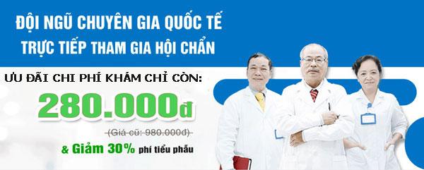 Phòng khám Cắt Bao Quy Đầu của Tiến sĩ, bác sĩ Lê Nhân Tuấn