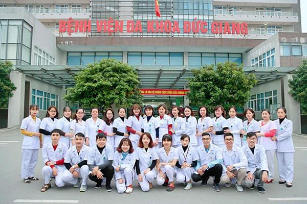 Phòng khám nam khoa Bệnh viện đa khoa Đức Giang