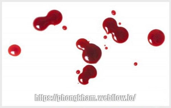 Nhận biết máu kinh nguyệt như thế nào?