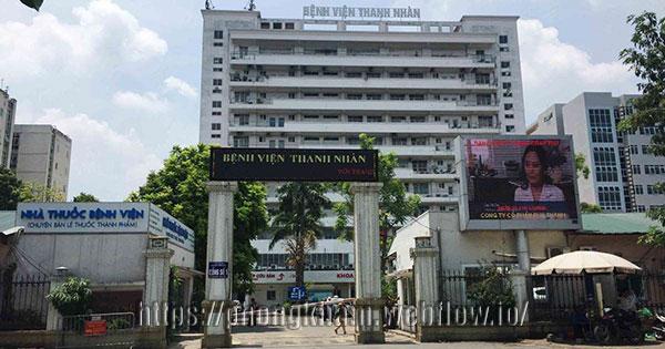 Bệnh viện đa khoa Thanh Nhàn địa chỉ phá thai an toàn ở Hà Nội