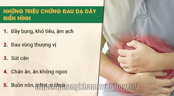 Bệnh đau dạ dày: nguyên nhân triệu chứng 4 cách chữa hiệu quả