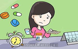 Thuốc tránh thai hàng ngày Hướng dẫn sử dụng cụ thể