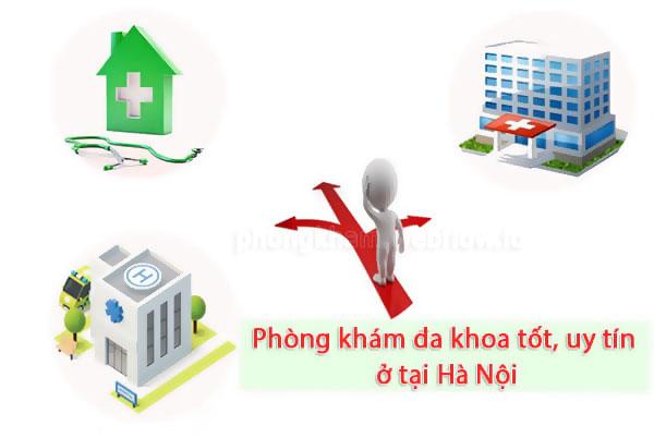 Danh sách 20 Phòng khám đa khoa tư nhân uy tín ở Hà Nội