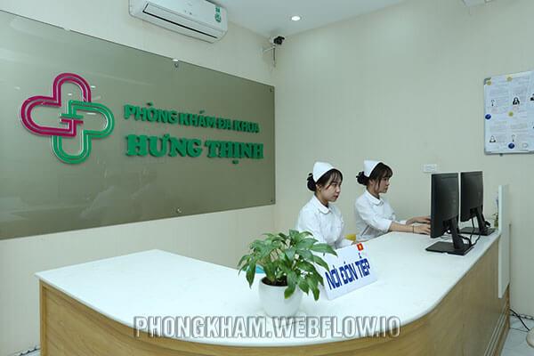 Phòng khám Đa Khoa Hưng Thịnh địa chỉ khám thai tốt và uy tín