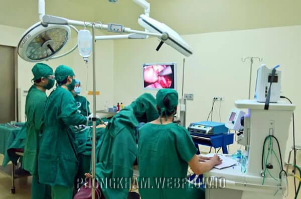 Mổ u xơ tử cung ở đâu tốt tại Hà Nội
