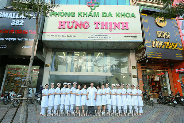 Xét nghiệm bệnh lậu ở Phòng khám bệnh xã hội Hưng Thịnh