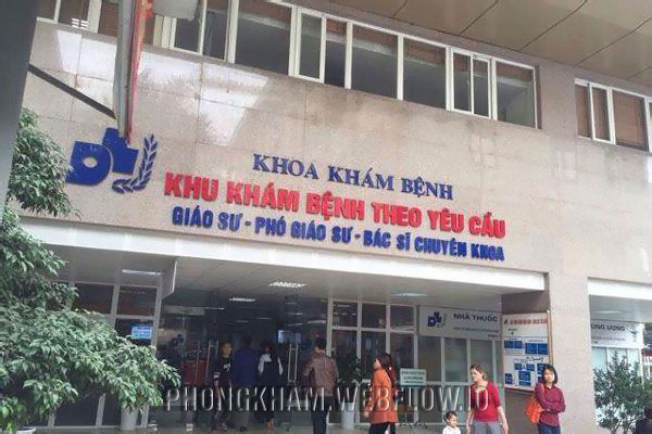 Khám và Xét nghiệm bệnh lậu ở Bệnh viện Da liễu Hà Nội