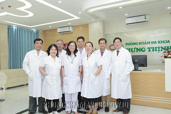 Phòng khám đa khoa Hưng Thịnh Phòng khám tư nhân tốt tại Hà Nội