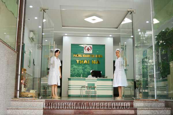 Phòng khám đa khoa Thái Hà được đông đảo người dân lựa chọn