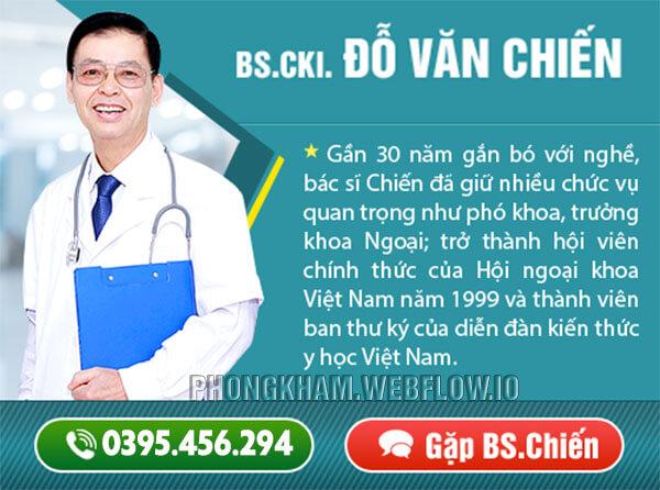 Phòng khám Đa khoa tư nhân của BS.CKI. Đỗ Văn Chiến