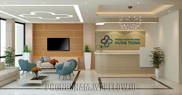 Khám bệnh xã hội ở Phòng khám Đa khoa Hưng Thịnh