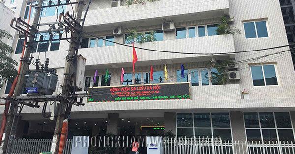 Khám bệnh xã hội tại Bệnh viện Da liễu Hà Nội