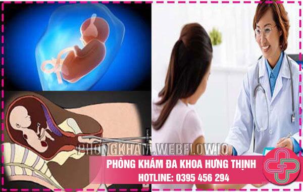 Tư vấn Phương pháp phá thai an toàn - Nong, gắp thai