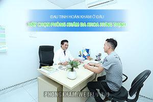 Đau tinh hoàn khám ở đâu tốt và uy tín tại Hà Nội [TOP 6 địa chỉ]