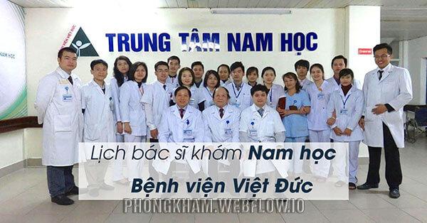 Bệnh viện Việt Đức - địa chỉ khám chữa liệt dương