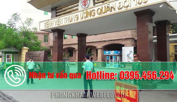 Cắt trĩ ở đâu chọn Bệnh viện Trung ương Quân đội 108