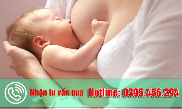 Những biện pháp thay thế uống thuốc tránh thai khẩn cấp khi đang cho con bú