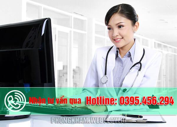 Người bị bệnh trĩ dễ dàng trao đổi cùng bác sĩ, giải tỏa tâm lý căng thẳng