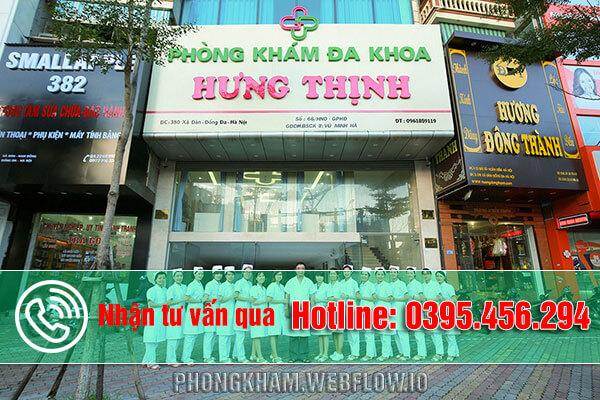 Chữa sùi mào gà ở đâu tại Hà Nội?