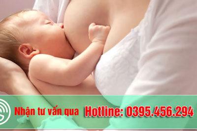 Đang cho con bú có uống thuốc tránh thai khẩn cấp được không [Giải Đáp]
