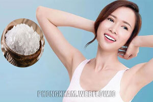 12 Mẹo trị hôi nách an toàn vĩnh viễn hiệu quả nhất