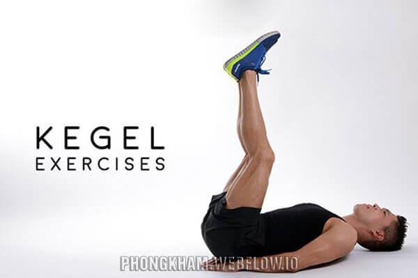 Áp dụng bài tập Kegel chữa xuất tinh sớm không cần dùng thuốc