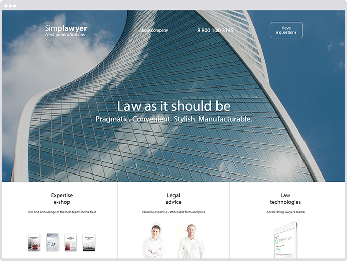 Legal Document Management and eCommerce Platform