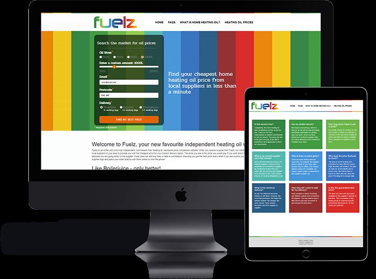 Oil prices Aggregator Web Platform