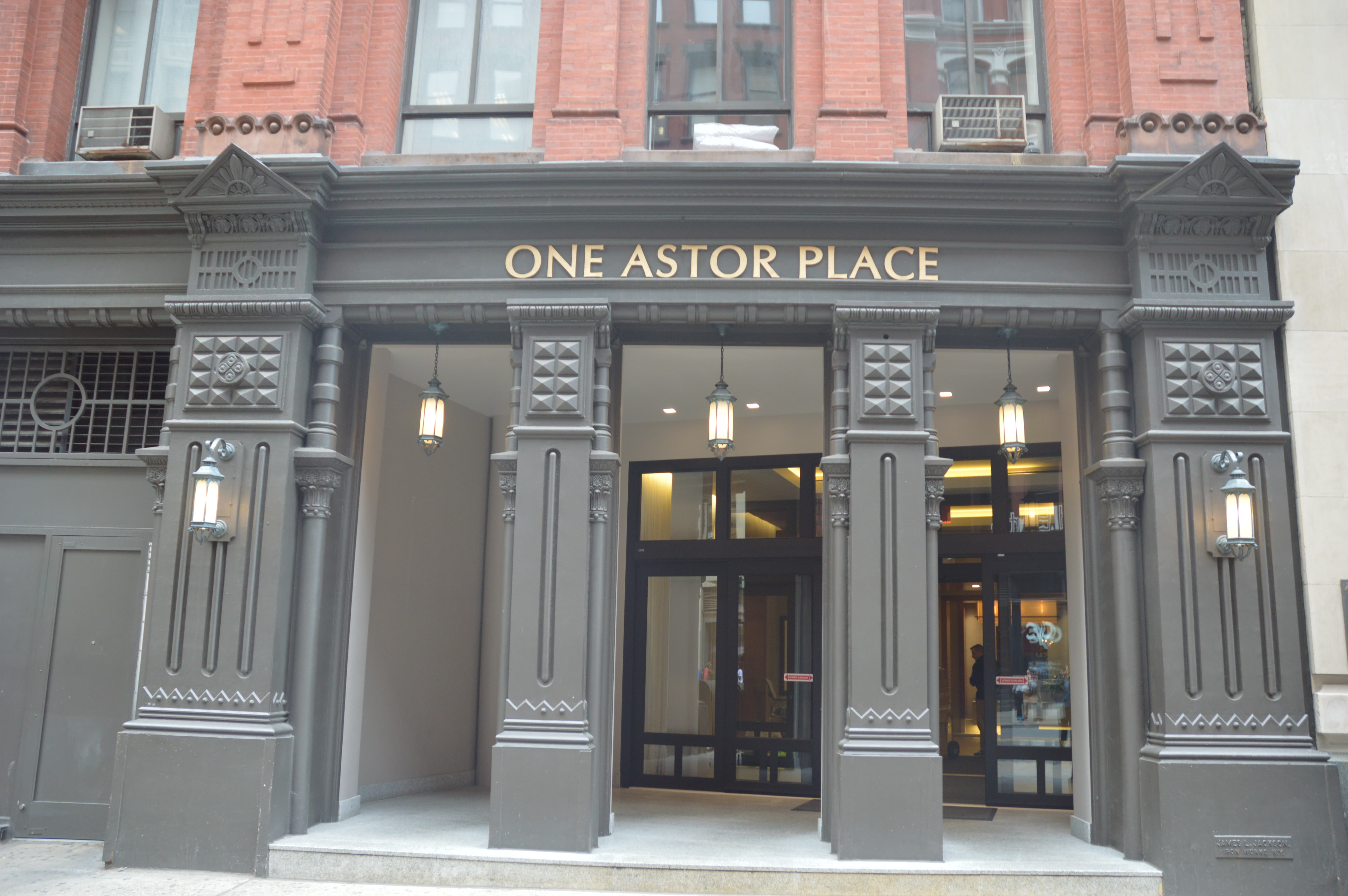 1 Astor Place