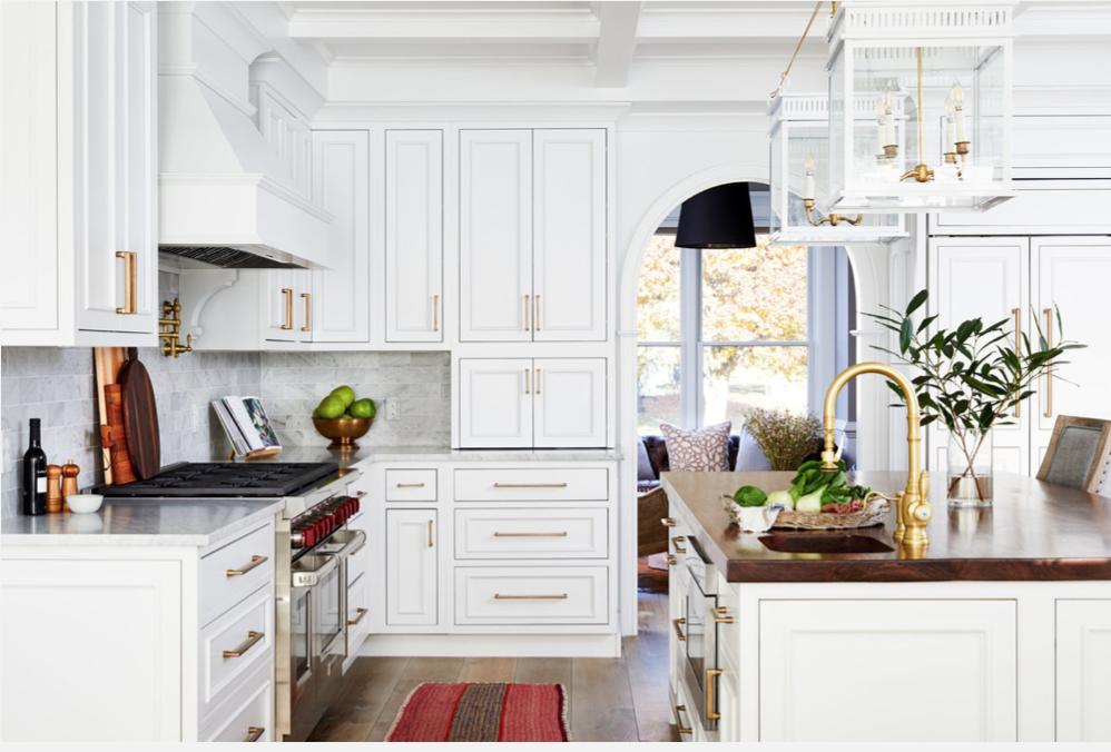 Top 10 Inspirational Kitchen Designs