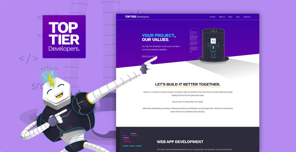 Toptive-developers-project