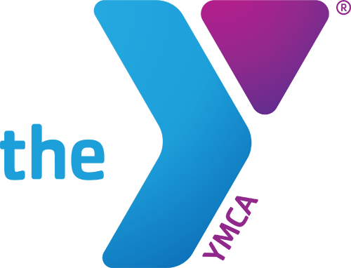The logo for the YMCA.