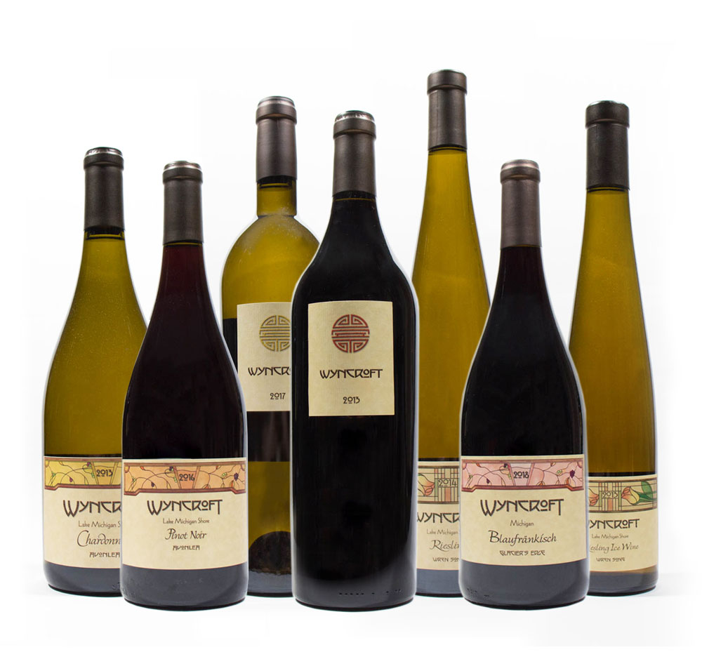 Red & White Wines - Wyncroft Wine