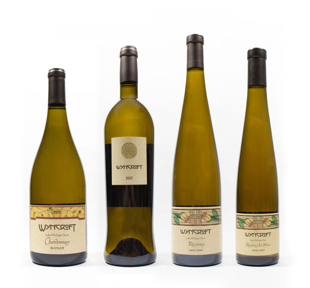White Wines - Wyncroft Wine