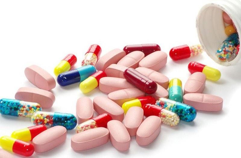 Thuốc Tây y điều trị bệnh