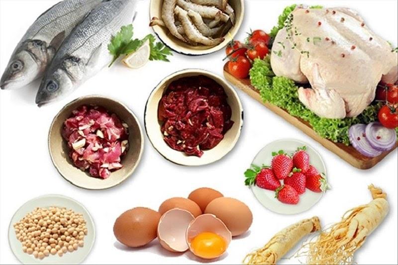 Chế độ ăn uống đặc biệt quan trọng với những người bị bệnh