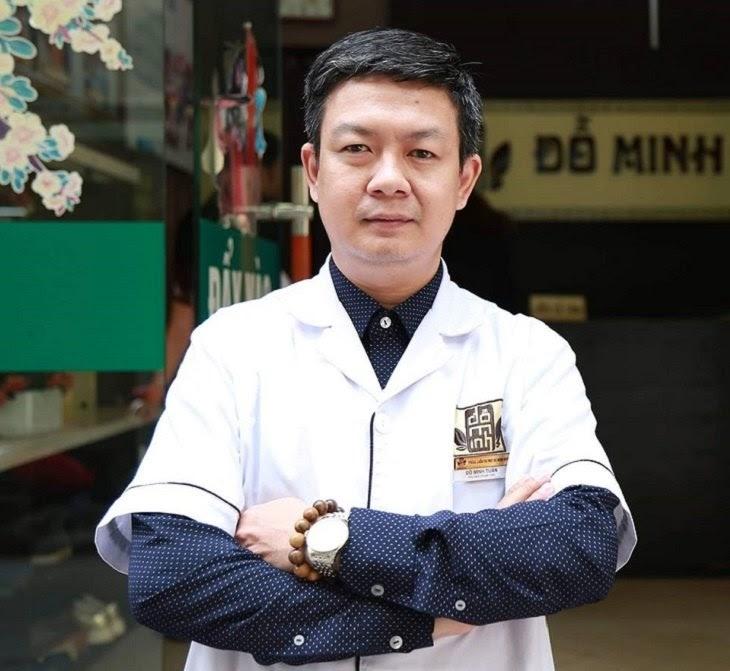 Bác sĩ, lương y Đỗ Minh Tuấn - Giám đốc nhà thuốc nam Đỗ Minh Đường